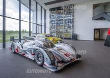 Audi: i purosangue di Neuburg, dove nascono i bolidi dei Quattro Anelli