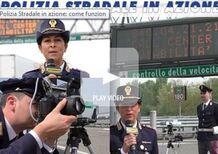 Polizia Stradale in azione: come funzionano Tutor e Autovelox