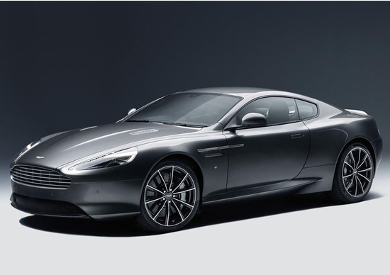 Aston Martin DB9 GT: 547 cavalli pronti per Goodwood