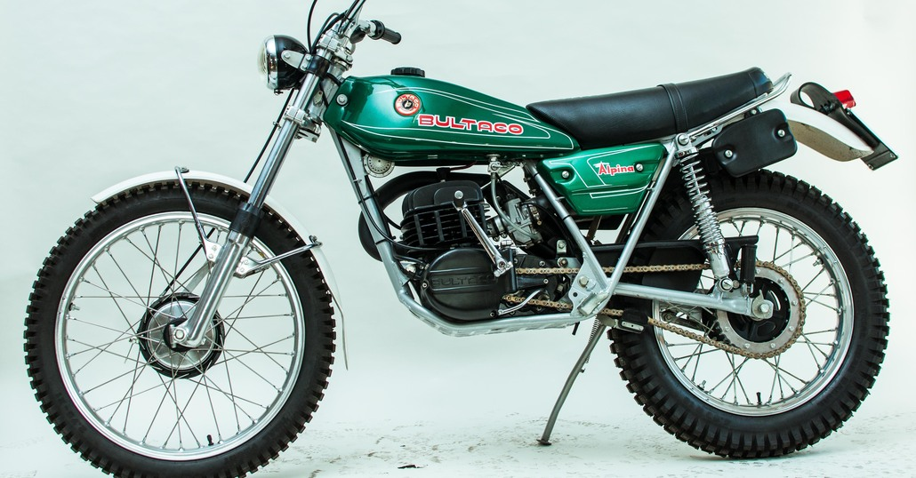 Restaurando, undicesima puntata: Bultaco Alpina 250