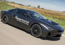BMW Innovation Days: un futuro tra ibrido e idrogeno