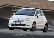 Fiat 500 restyling: arriva il Multijet da 1.3 litri