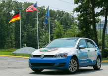 Volkswagen Golf TDI Clean Diesel: Guinnes World Record negli USA