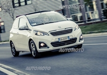 Peugeot 108 Top: praticità chic [VIDEO]