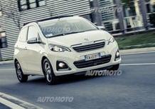 Peugeot 108 Top: praticità chic [VIDEO]
