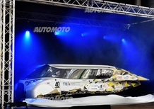Stella Lux, l'auto solare che produce più energia di quanta ne consuma