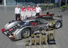 Le Mans: Castrol EDGE e Audi verso il 2016