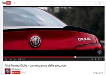 Spot: Alfa Romeo Giulia e Porsche Le Mans 2015 i più gettonati su YouTube a giugno
