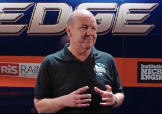 Hall: «Castrol Edge Titanium FST? Ideale per le supercar, perfetto per le auto di tutti i giorni»
