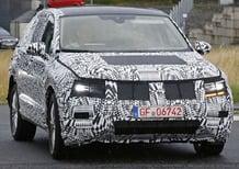Volkswagen Tiguan: la nuova versione arriverà nel 2016