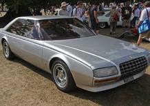 Ferrari: in vendita la Pinin, unica quattroporte prodotta da Maranello