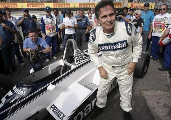 Nelson Piquet, lo spaccone