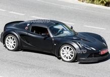 Renault-Alpine, ecco il muletto della nuova sportiva