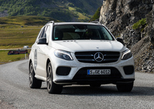 Mercedes GLE [Video]