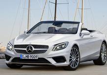 Mercedes Classe S Cabrio: l'abbiamo immaginata così