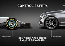 """Pirelli: con """"Viaggio in sicurezza"""" check up gratuiti alla gomme"""