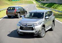Mitsubishi Pajero Sport: il SUV dei tre diamanti torna a splendere