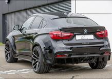 BMW X6 by Lumma Design: per non passare inosservati
