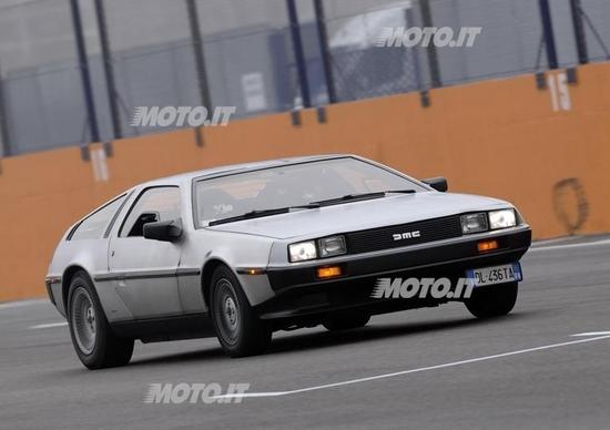 L'auto dei sogni per gli italiani è… La DeLorean!