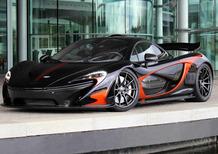 McLaren P1 Special Operations: ancor più unica