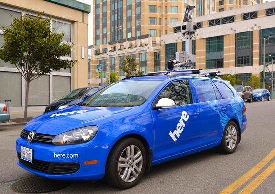Audi, BMW e Daimler acquisiscono Nokia Here: guida autonoma più vicina