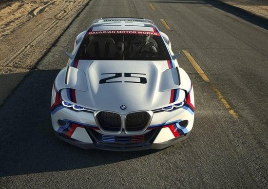 BMW 3.0 CSL Hommage R: abito da corsa per Pebble Beach
