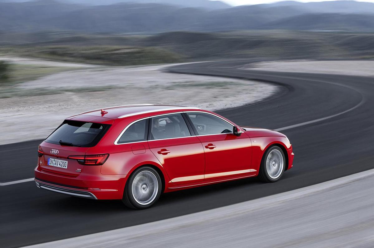 Nuova Audi A4  I Prezzi Per Il Mercato Italiano