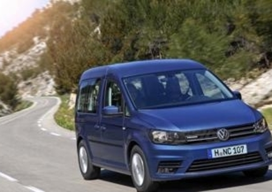 Nuovo Volkswagen Caddy [VIDEO]