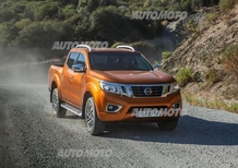 Nissan Navara NP300, ecco il nuovo pick-up giapponese