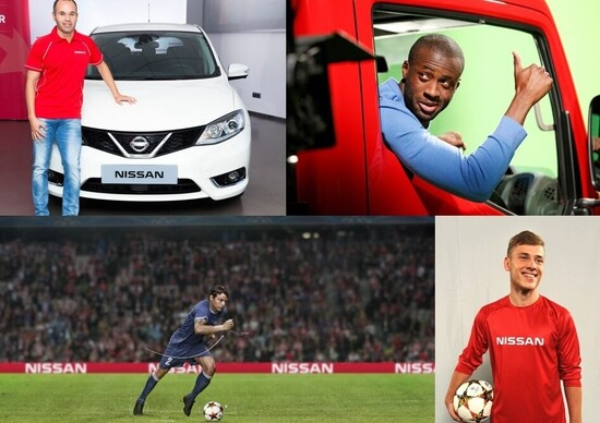 Nissan, altri tre anni in Champions League
