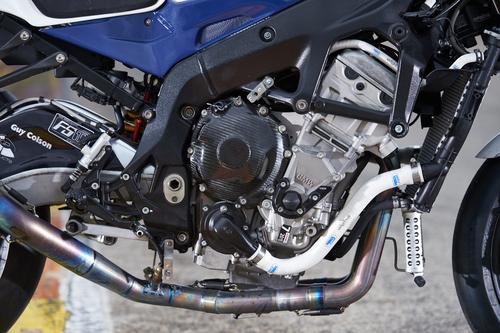 La S1000RR IDM*Superbike spogliata