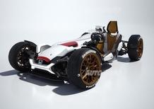 Honda Project 2&4, la monoposto con un cuore da MotoGP