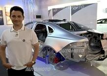 Capelett, Jaguar: «L'alluminio rende la nuova XF agile, sicura ed efficiente»