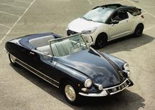 Citroen DS 21 Cabrio, intramontabile stile anni 60