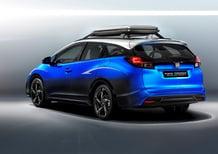 Honda Civic Tourer Active Life concept: pensata per gli sportivi