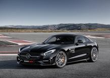Brabus Mercedes-AMG GTS: V8 potenziato per raggiungere i 325 km/h