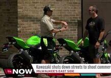 Kawasaki Ninja 400 2018 rivelata a Milwaukee