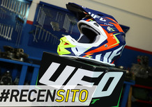 Ufo Plast Interceptor 2. Casco off-road.