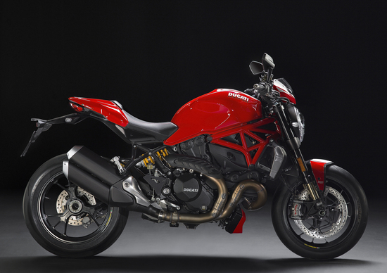 Nuova Ducati Monster 1200R