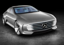 Mercedes Concept IAA: la base del nuovo lusso di Stoccarda