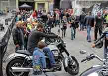 Moto Guzzi Open House: oltre 15.000 a Mandello per festeggiare