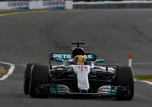 F1, GP Silverstone 2017, FP3: Hamilton al top