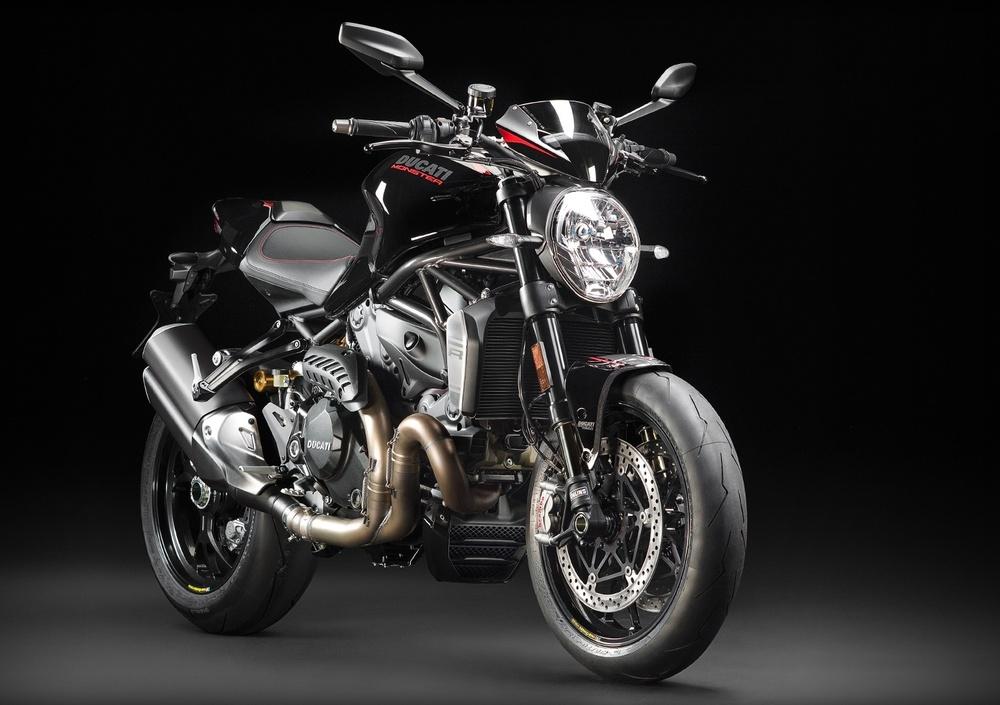 Ducati Monster 1200 R (2016 - 19) (3)