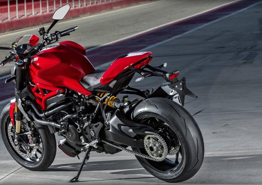 Ducati Monster 1200 R (2016 - 19) (2)