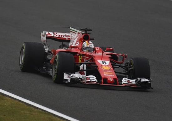 F1, GP Silverstone 2017: Ferrari, oggi contro Hamilton non c'era storia