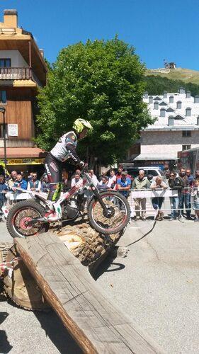 Campionato italiano trial, 5a prova al Terminillo (7)