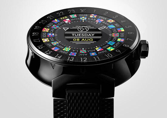 Louis Vuitton Tambour Horizon, lo smartwatch diventa di lusso