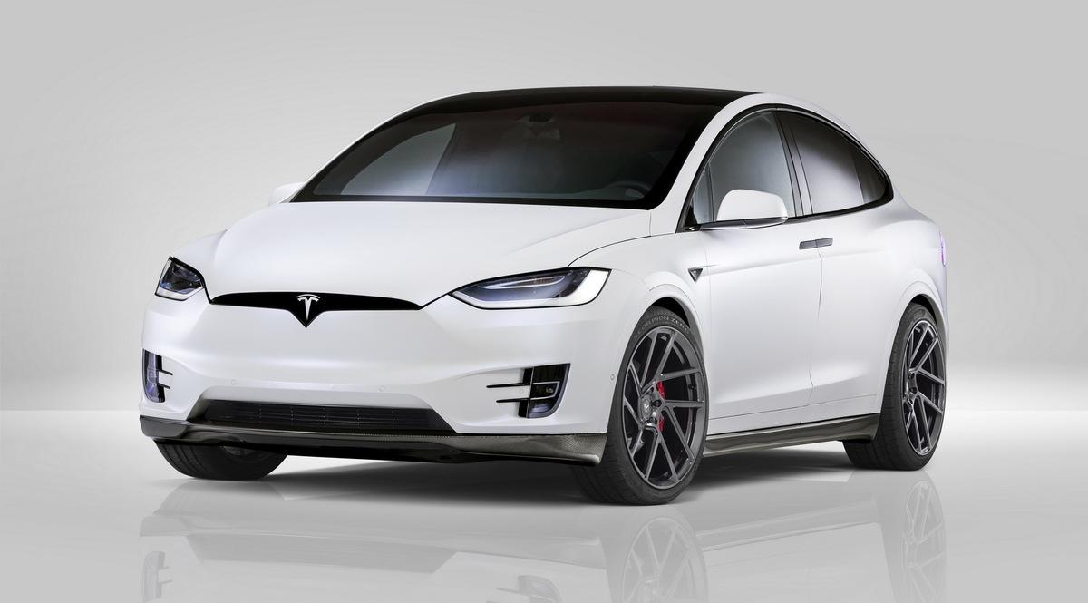 Novitec debutta tra le vetture elettriche: componenti per ...