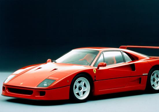 Ferrari F40 compie 30 anni! Tanti auguri alla leggenda