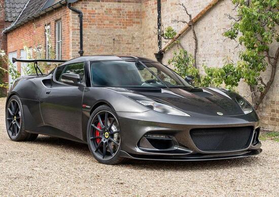 Lotus Evora GT430: più potenza, peso ridotto